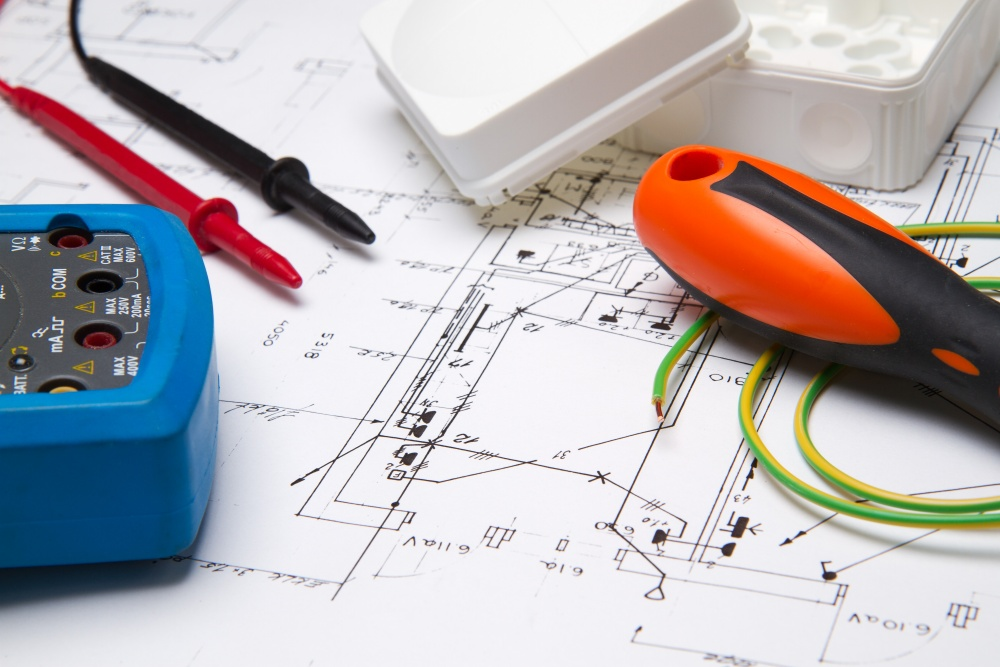 Electrical Blueprints Kettering OH