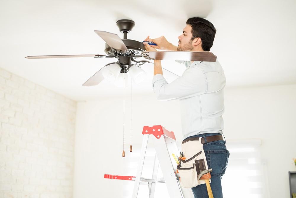 Installing Ceiling Fan Kettering, OH