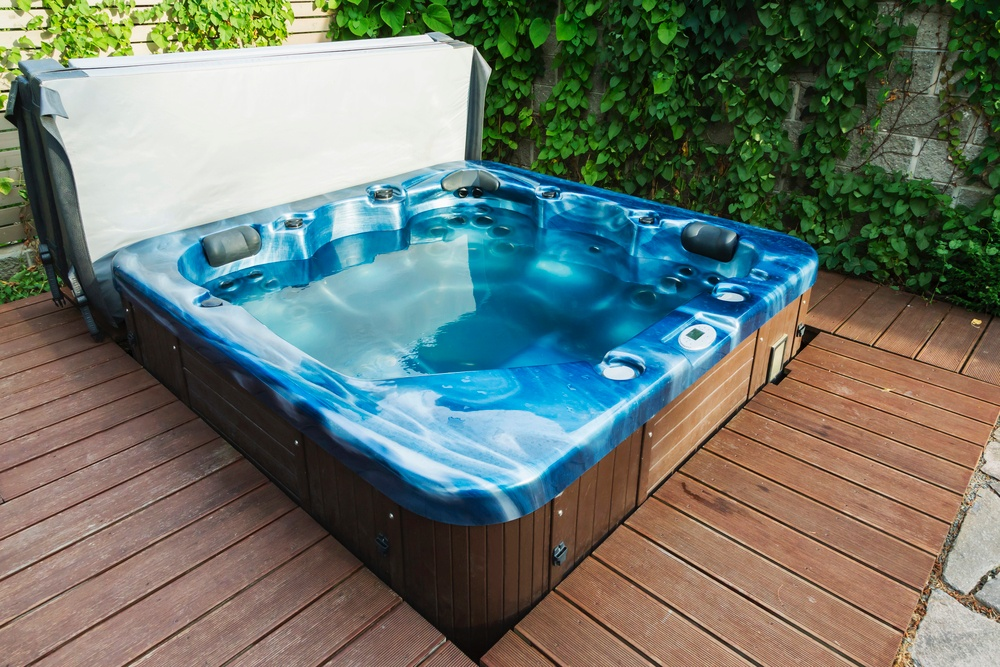 Hot Tub Electrical Wiring