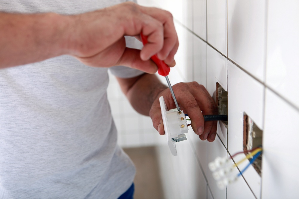 Electrical Outlet Installation
